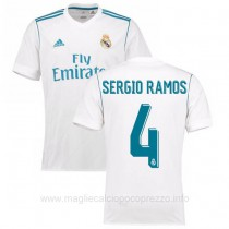 Maglia Home Real Madrid Sergio Ramos