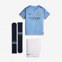 divisa calcio Manchester City 2018