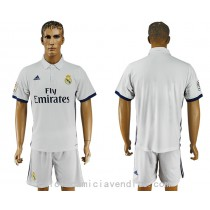 divisa calcio Real Madrid originale