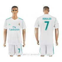 divisa calcio Real Madrid prima